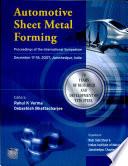 Proc Symp Automotive Steel