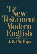 New Testament in Modern English