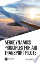 Aerodynamics Principles for Air Transport Pilots Book