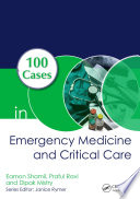 Read Online 100 Cases in Emergency Medicine and Critical Care For Free