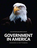 Government in America  2014 Election Edition Plus New Mypoliscilab for American Government    Access Card Package