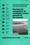 Planning and Management for Sustainable Coastal Aquaculture Development