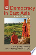 Democracy in East Asia