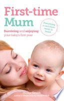 First time Mum Book