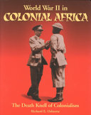 World War II in Colonial Africa