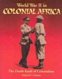 World War II in Colonial Africa