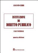 Istituzioni di diritto pubblico. Casi e materiali