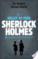 Sherlock Holmes The Valley Of Fear Sherlock Complete Set 7