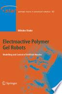 Electroactive Polymer Gel Robots