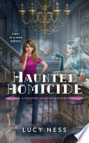 Haunted Homicide Book PDF