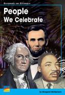 People We Celebrate Big Book
