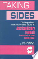Taking Sides: Reconstruction to the present