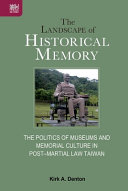 The Landscape of Historical Memory Book PDF