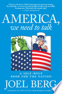 America  We Need to Talk