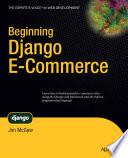 """Beginning Django E-Commerce"" by James McGaw"