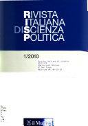 Rivista italiana di scienza politica
