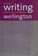 Writing Wellington