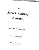 The Street Railway Journal