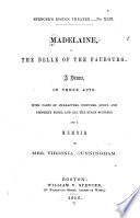 Madelaine  the Belle of the Faubourg Book