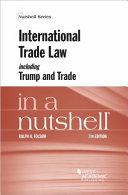 Trump Trade Nutshell Cover