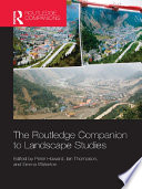 The Routledge Companion to Landscape Studies