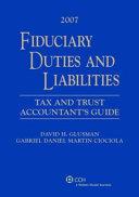 Fiduciary Duties and Liabilities ebook