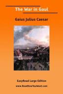 The War in Gaul banner backdrop