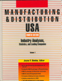 Manufacturing And Distribution U S A
