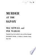 Murder at the Savoy