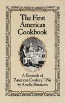 The First American Cookbook [Pdf/ePub] eBook