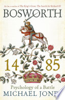 Bosworth 1485 Book
