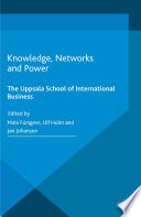 Knowledge  Networks and Power Book