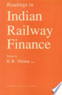 Readings In Indian Railway Finance