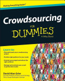 Crowdsourcing For Dummies