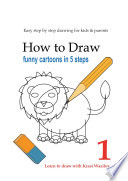 How to draw funny cartoons in 5 steps