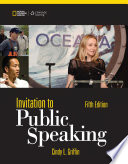 Invitation to Public Speaking   National Geographic Edition