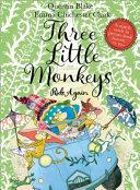 Three Little Monkeys on Holiday
