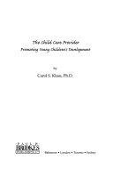 The Child Care Provider