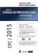 Novo Código de Processo Civil Comentado – Anotado Artigo por Artigo