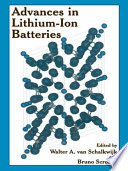 Advances in Lithium Ion Batteries