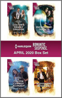 Harlequin Romantic Suspense April 2020 Box Set