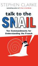 Pdf Talk To The Snail