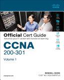Pdf CCNA 200-301 Official Cert Guide, Volume 1 Telecharger