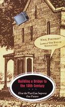Building a Bridge to the 18th Century Pdf/ePub eBook