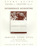 Intermediate Accounting Study Guide Book PDF