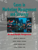 Cases in Marketing Management and Strategy