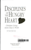Disciplines of the Hungry Heart