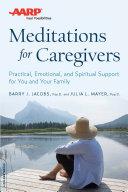 AARP Meditations for Caregivers