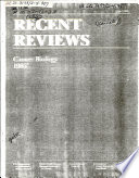 Recent Reviews Book