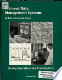Archived Data Management Systems Book
